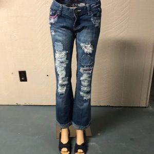 American Eagle Jeans,  Size 2 Regular